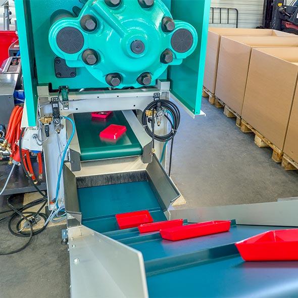 Kunststoffproduktion