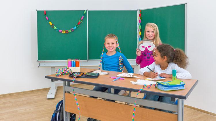 Diy Dekorationsideen Fur Den Schulfasching Betzold Blog